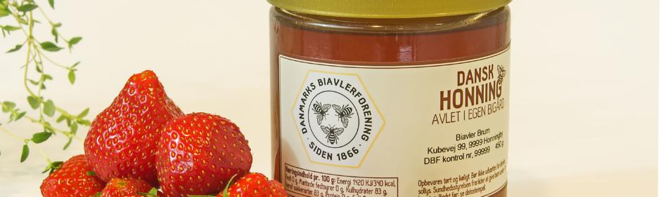 hvor kommer honning fra